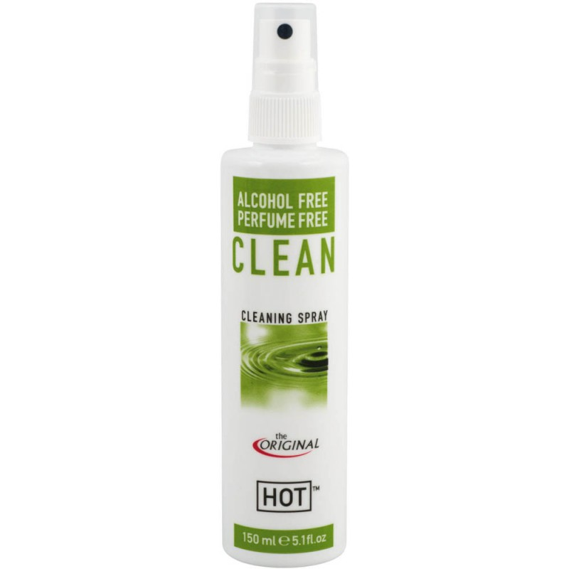 SF. Уход за игрушками - HOT CLEAN 150 ml alcohol free  antib...